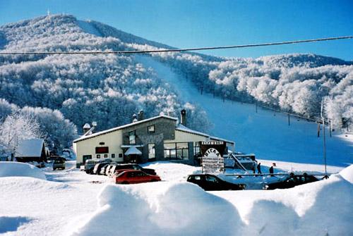 Vigla Pissoderi Ski Center Florina Gtp